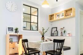 济南装修公司大业美家分享什么样的餐厅设计才算高颜值?