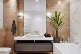 济南装修公司大业美家分享卫生间没有窗户?应该怎么解决?