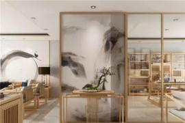 济南装修公司大业美家分享时尚优雅的「水墨 · 新中式」正流行!