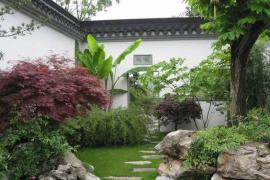 济南别墅装修:乡村庭院这样设计,比豪宅美十倍!