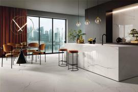 济南装修公司大业美家分享将温婉与时尚融会贯通的125平米简约设计!