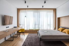 济南大业美家分享卧室做成飘窗好,还是做落地窗好?