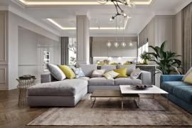 济南大业美家分享2019客厅设计7大设计流行趋势!你值得拥有!