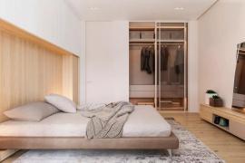 家里厅大房小,衣柜到底选哪种好?