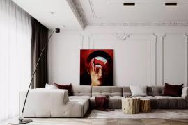 济南大业美家分享沙发的4大趋势,将彻底颠覆你的客厅格局!