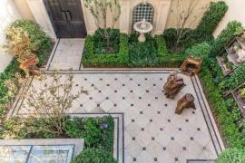 美丽别墅的庭院,如何驱蚊防虫?
