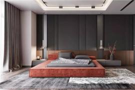 济南家居装修:超酷的卧室装修设计!