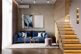 怎样可以把别墅楼梯装修设计的很高级?