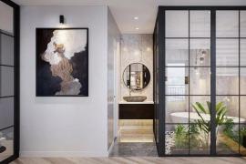 家居风水:卧室门正对厕所门,如何化解?