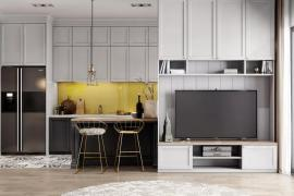 济南大业美家分享冰箱一定要放厨房吗?