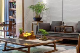 新中式私宅,这样设计才够大气!