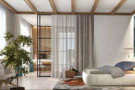 济南历下区装修:推拉门怎么装,才能让自己的家看起来很贵!