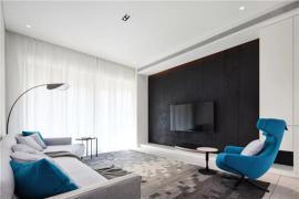 济南别墅装修:254平米的极简大宅,太唯美了!