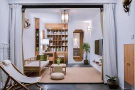 日式风的新房装修,一体化超强收纳+空间设计!