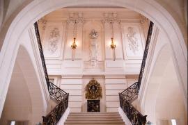 6个震撼的欧洲庄园室内设计欣赏!
