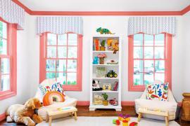 十种装饰婴儿房的可爱方法,审美从娃娃抓起!