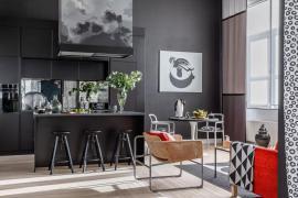 关于黑色厨房的8个小建议!