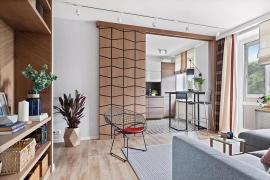 家居装修中,狭小空间改造的四个实用技巧!