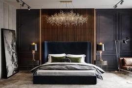怎样利用灯光营造出卧室的高级感?