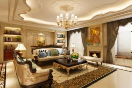 五种方法教给你欧式家居装修软装怎么搭配?