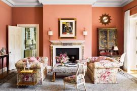 秋日风格家居装饰设计,点染黄金岁月!