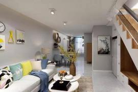 分享10个Loft 风格卧室的设计思路!