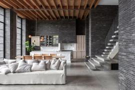 分享时尚工业风家居装饰效果,领略非同凡响的家居体验!