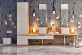 济南卫生间装修:想要在卫生间装浴缸应该如何设计装修?