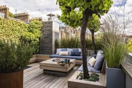 济南别墅装修:别墅天台还有哪些好的设计方案?