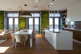室内绿化的装修设计