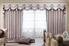「济南装修公司」客厅窗帘的选择