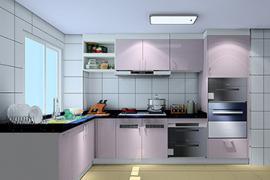 济南装修公司:小厨房装修要点