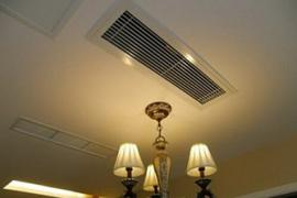 济南别墅装修公司中央空调到底有哪些优势呢?