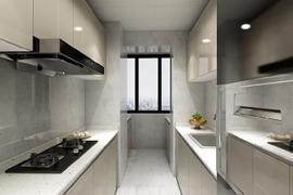 2020年流行的厨房装修设计风格