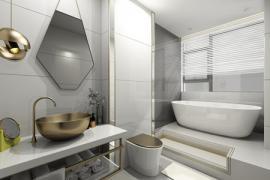 济南大业美家浴室五金材料如何选择