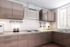 金厨银卫 装修时厨房橱柜怎么选择