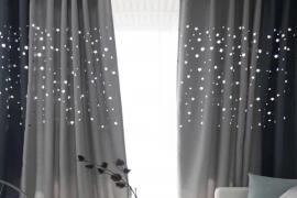 装修软装搭配|窗帘的选择