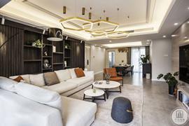 房屋装修流程|客餐厅相通的户型如何布局