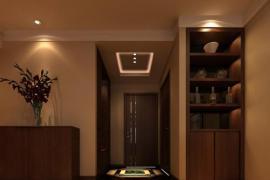 济南房屋设计公司|玄关的设计细节