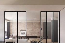 房屋装修流程|客厅与阳台装推拉门的优缺点