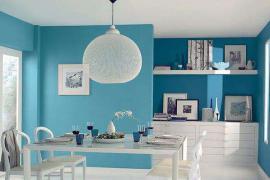 济南装修公司|墙面用乳胶漆、壁纸、壁布优缺点