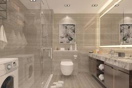 家装卫生间如何做好布局设计?