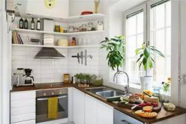 厨房装修卫生问题不容忽视