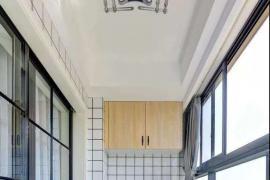 济南装修指南:阳台如何装修才能好看高大上