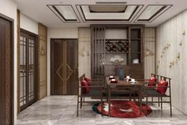 新中式装修风格|餐厅装修技巧