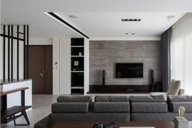 「济南装修公司」电视背景墙可选的装修材料