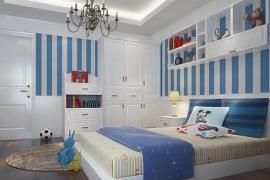 济南儿童房装修什么材料最环保?儿童房装修注意事项
