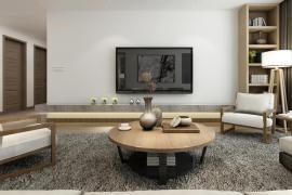 客厅电视背景墙常用什么材料 客厅电视背景墙价格