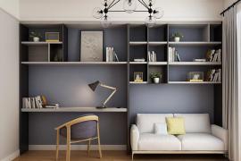 家居书房在装修设计之前,必须先明确使用要求!