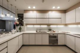 简约实用的厨房装修设计,快快学习吧!